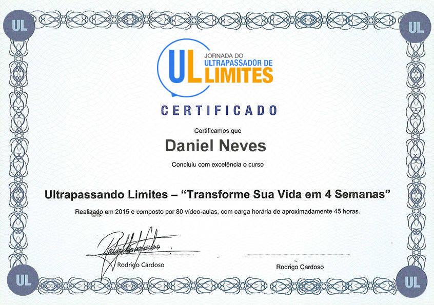 Certificado UL